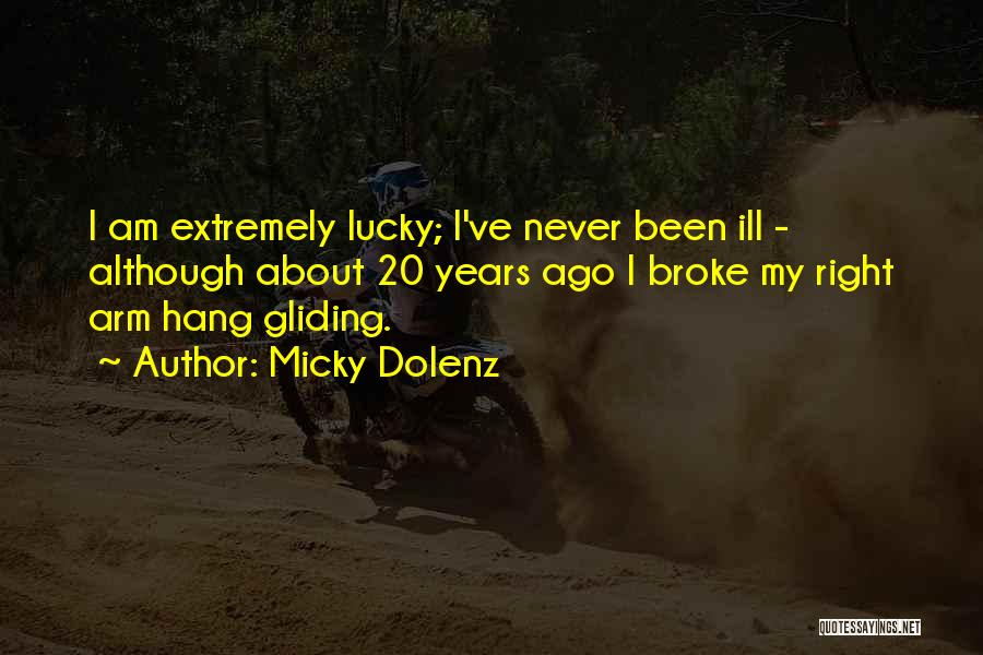 Hang Gliding Quotes By Micky Dolenz