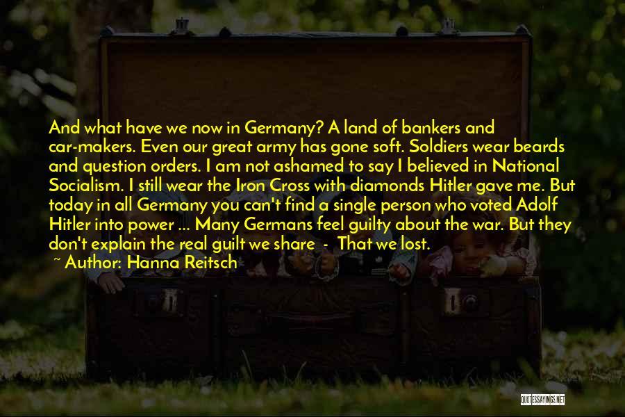 Hanna Reitsch Quotes 1603822