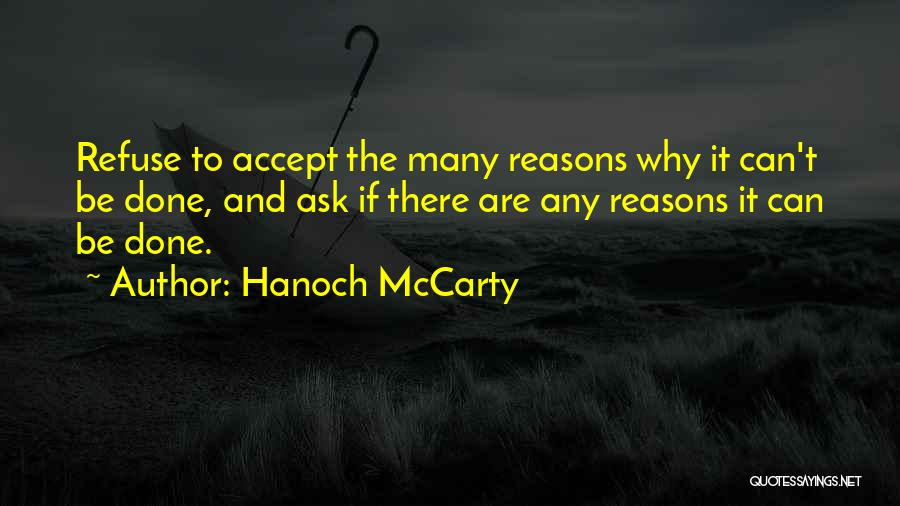 Hanoch McCarty Quotes 383215