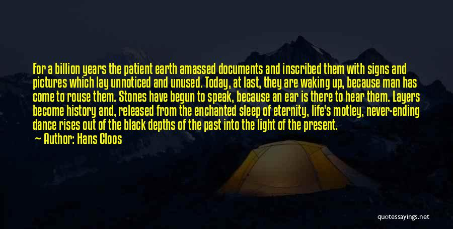 Hans Cloos Quotes 480572