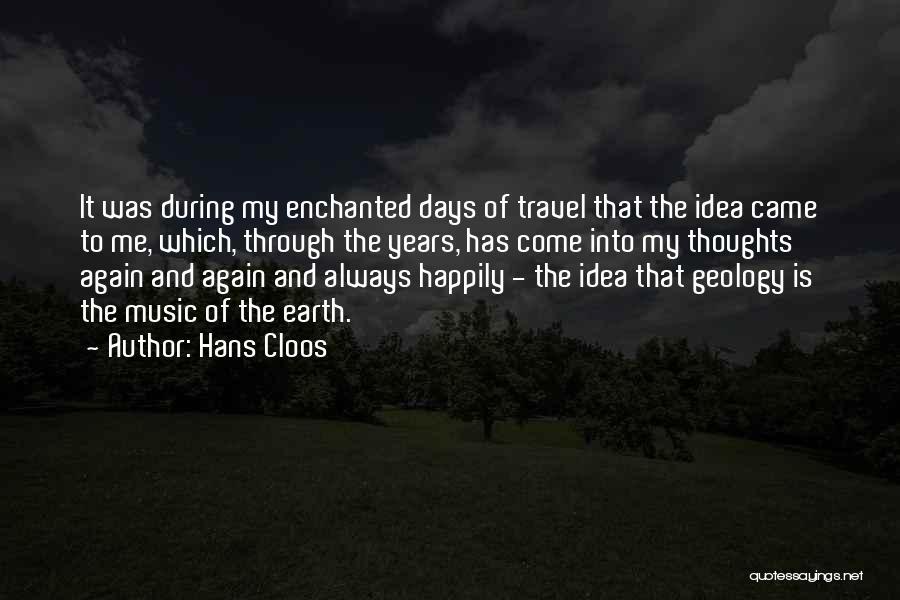 Hans Cloos Quotes 637913