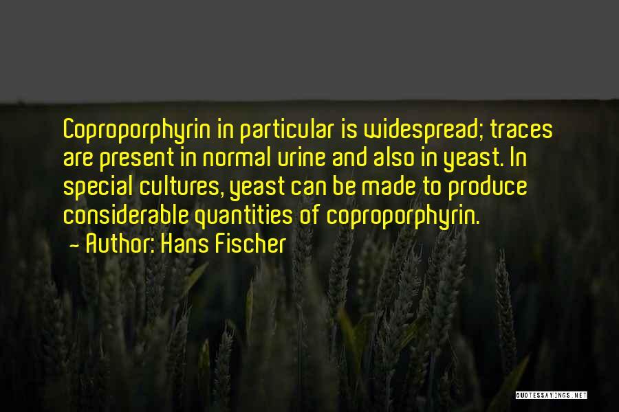 Hans Fischer Quotes 902366