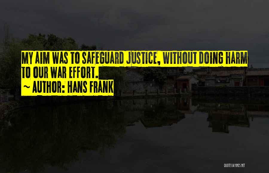 Hans Frank Quotes 1017027