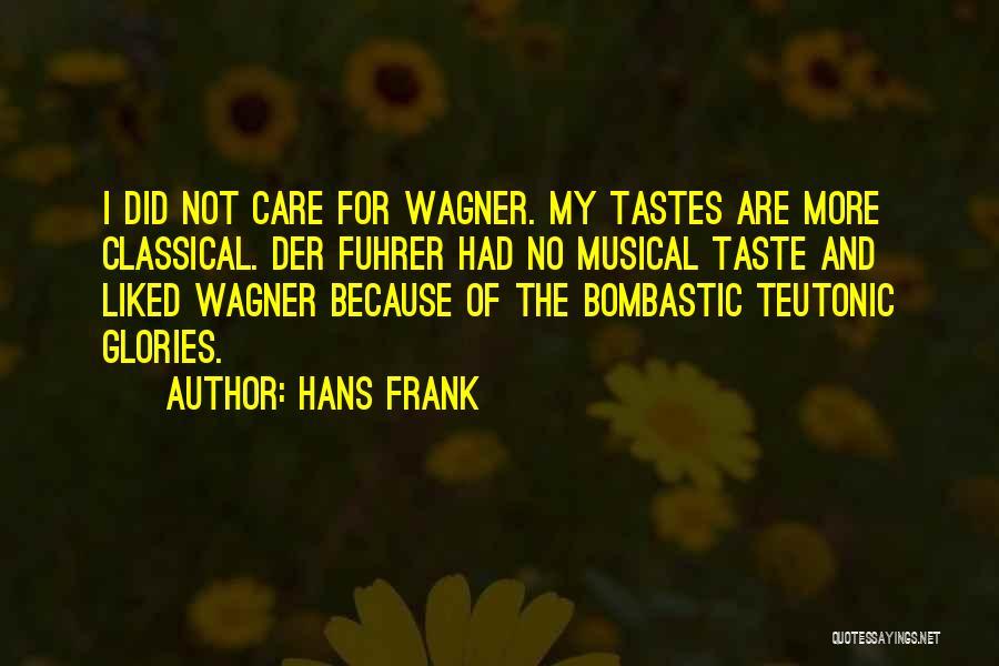 Hans Frank Quotes 1068373