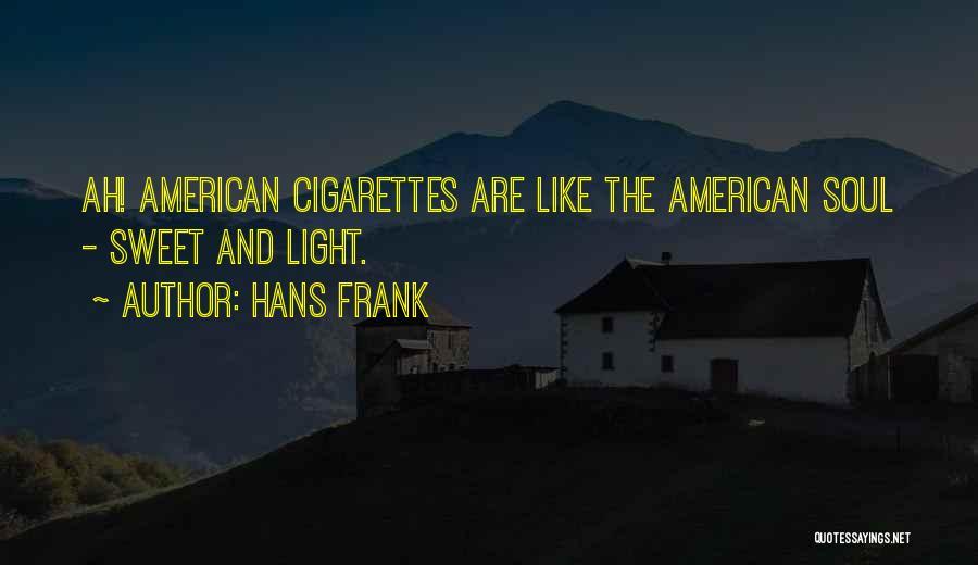 Hans Frank Quotes 139923