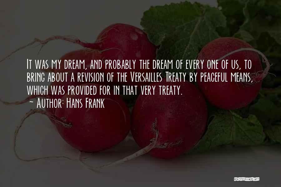 Hans Frank Quotes 2149478