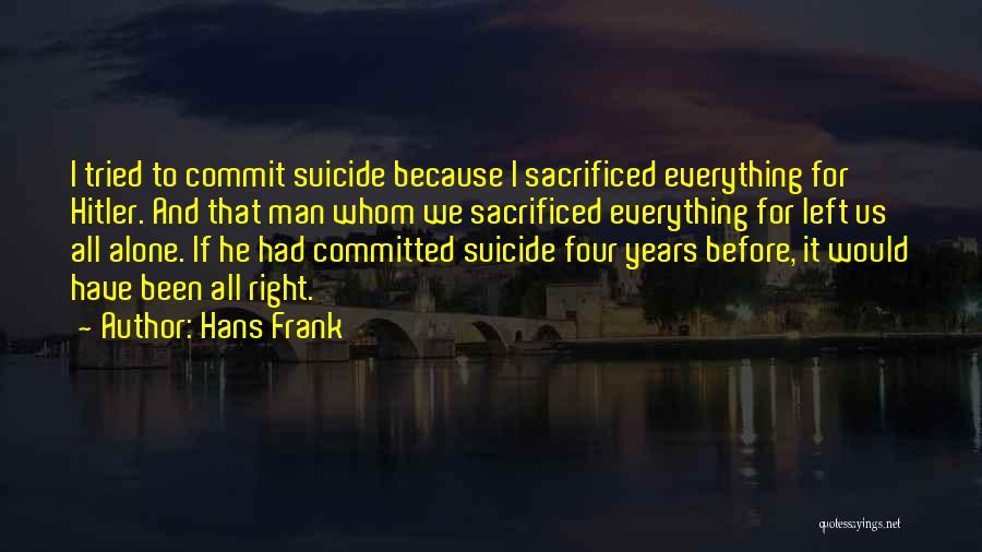 Hans Frank Quotes 815853