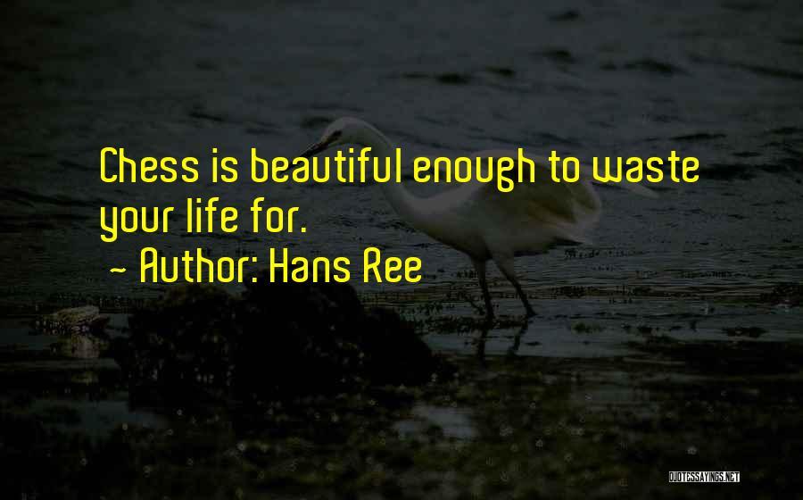 Hans Ree Quotes 705503