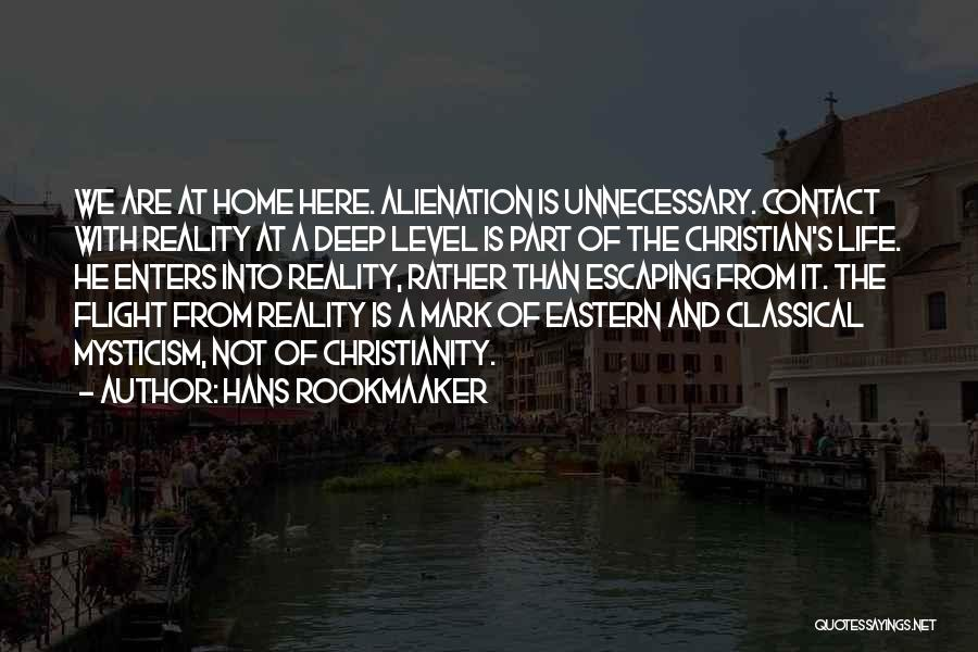 Hans Rookmaaker Quotes 1160464