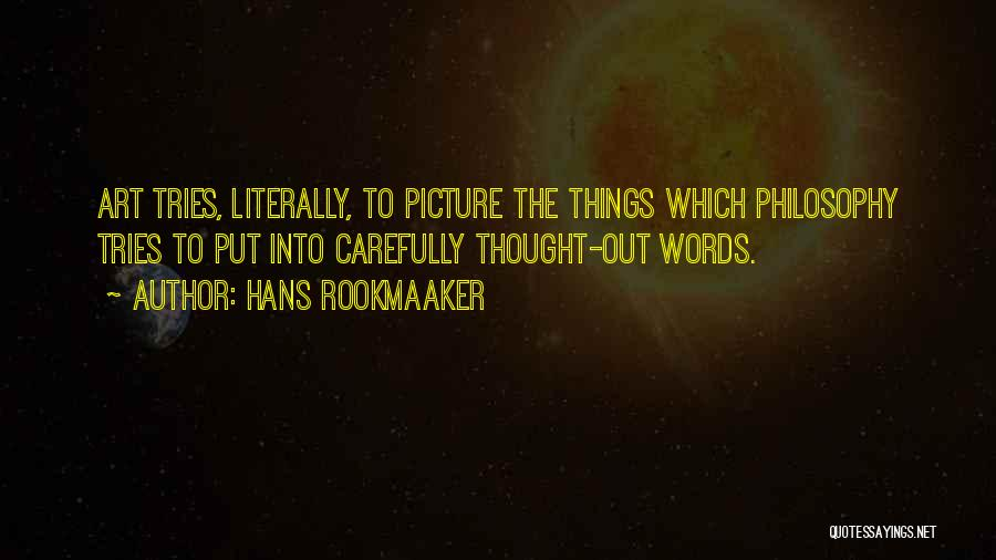 Hans Rookmaaker Quotes 371789