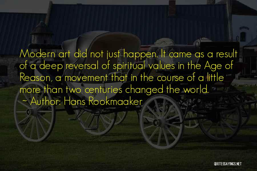 Hans Rookmaaker Quotes 894295