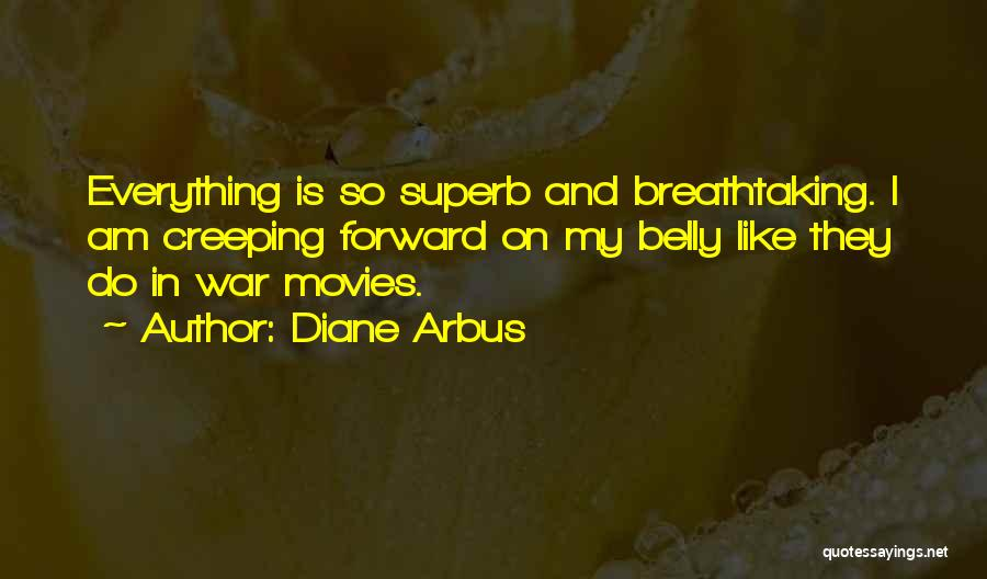 Happiness From Movies Quotes By Diane Arbus