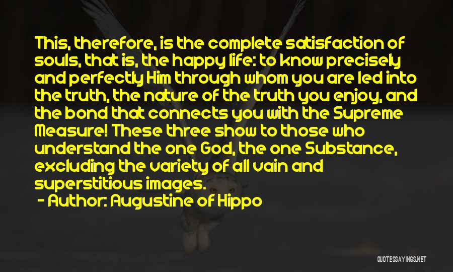 Happiness Images And Quotes By Augustine Of Hippo
