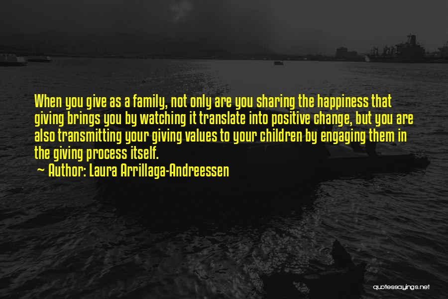Happiness In The Family Quotes By Laura Arrillaga-Andreessen