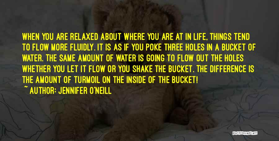 Happiness Inside You Quotes By Jennifer O'Neill