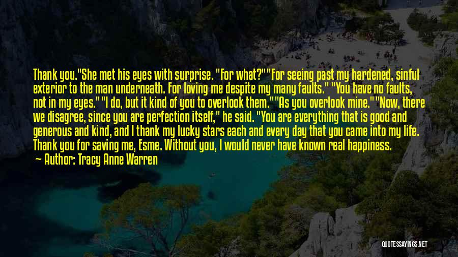 Happiness Is Loving You Quotes By Tracy Anne Warren