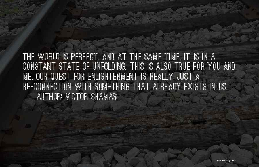 Happiness Is Not Constant Quotes By Victor Shamas