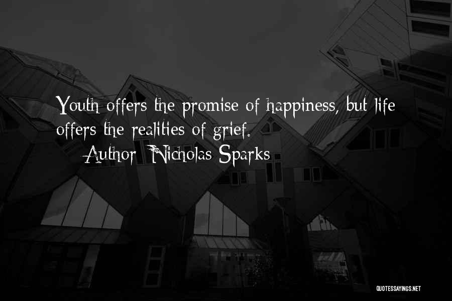 Top 17 Quotes & Sayings About Happiness Nicholas Sparks