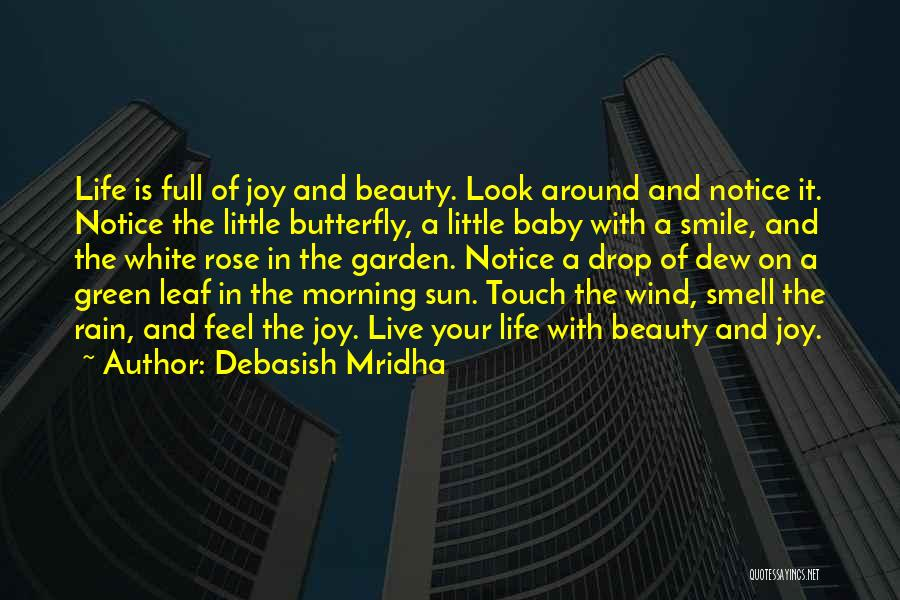 Happiness With Baby Quotes By Debasish Mridha