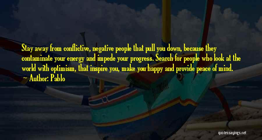 Happy And Love Quotes By Pablo