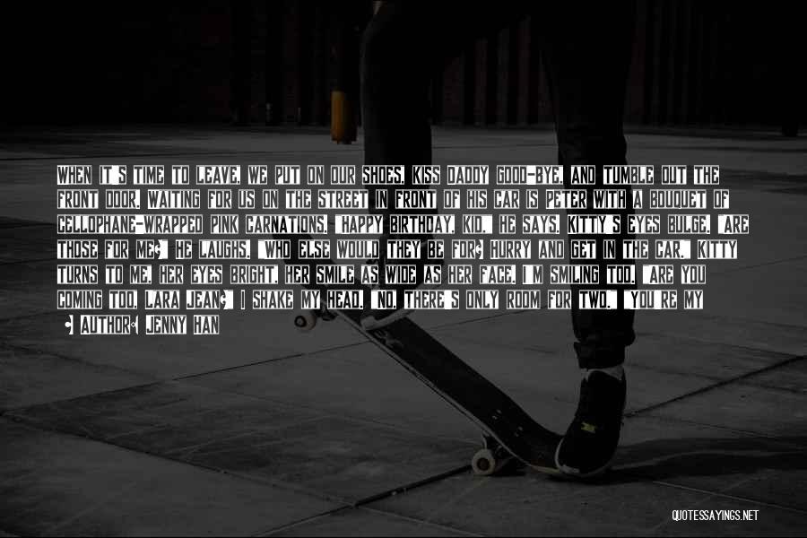 Happy Birthday Girl Quotes By Jenny Han