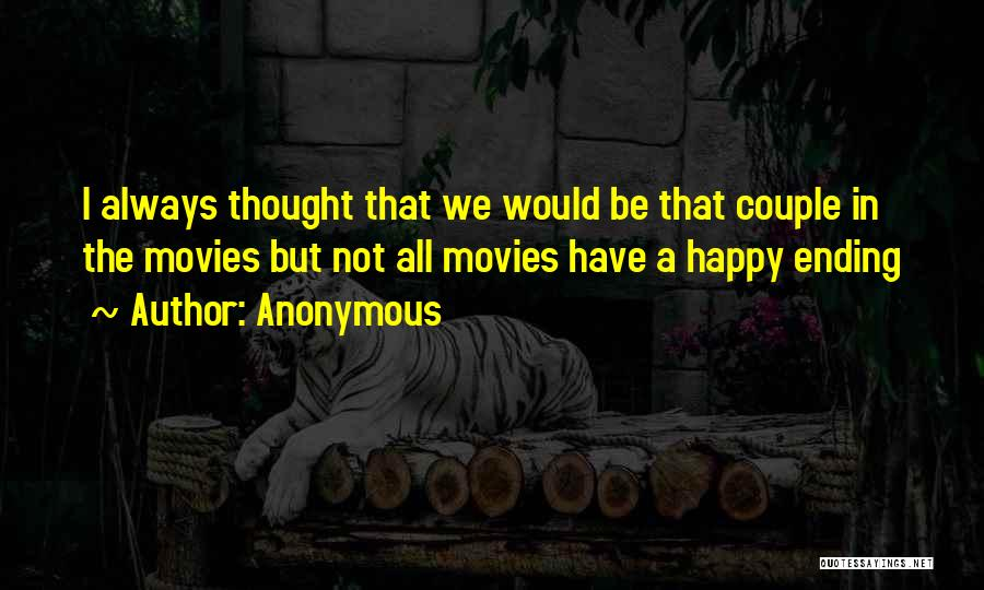 Happy But Sad Love Quotes By Anonymous