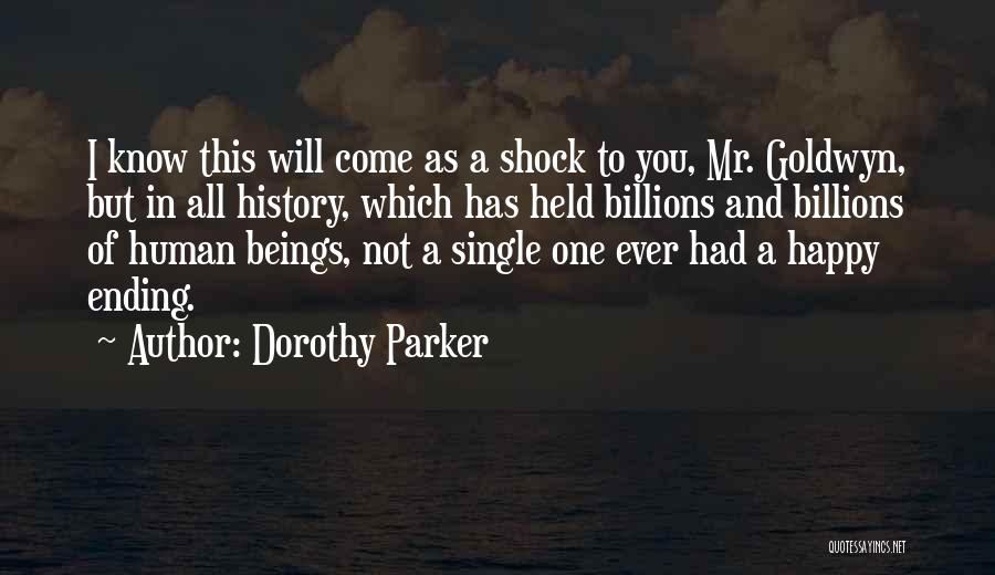 Happy But Single Quotes By Dorothy Parker