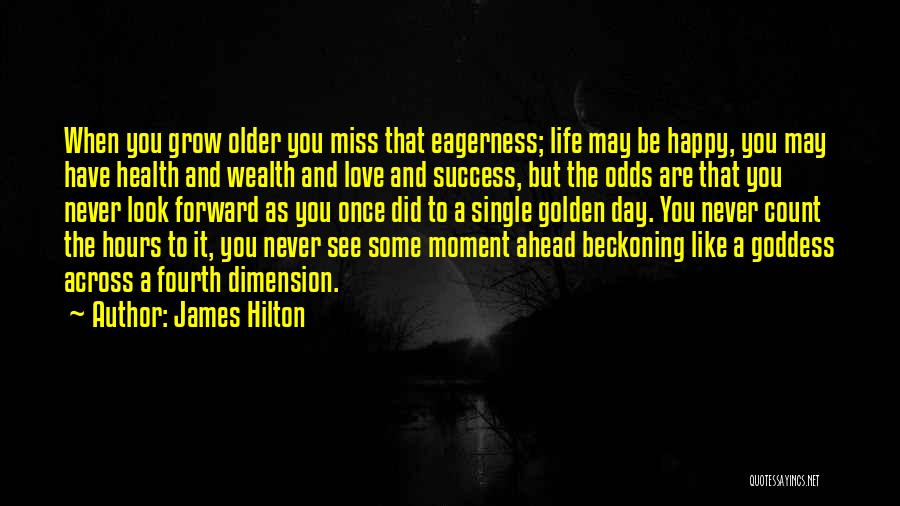 Happy But Single Quotes By James Hilton