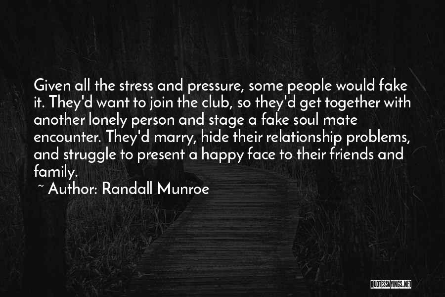 Happy Family Get Together Quotes By Randall Munroe