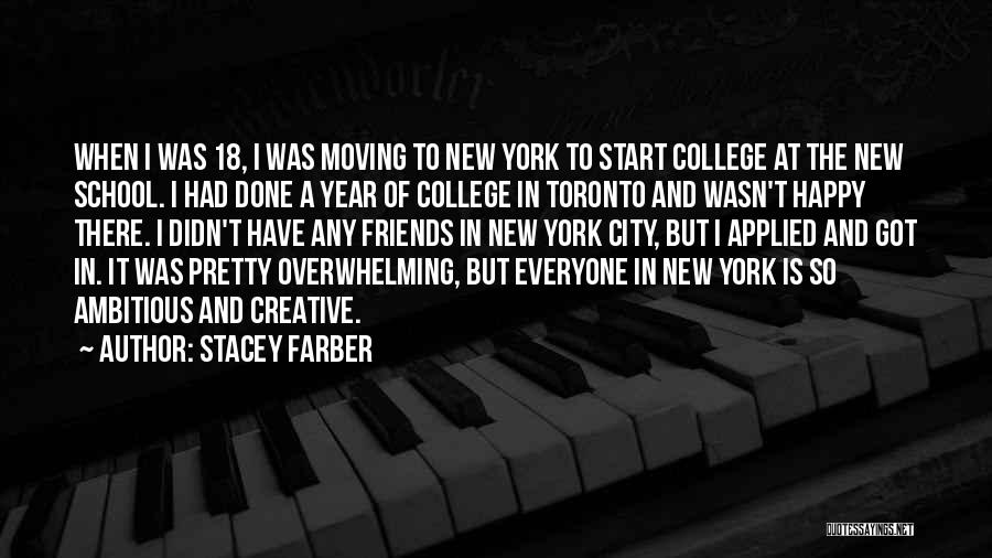 Happy New Year Quotes By Stacey Farber