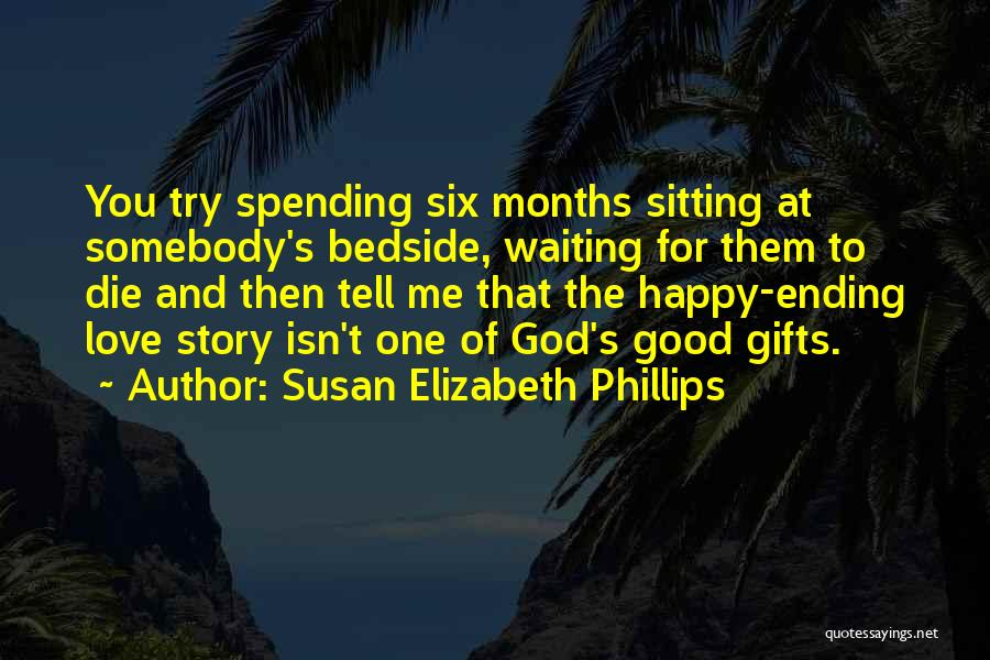 Happy While Waiting Quotes By Susan Elizabeth Phillips