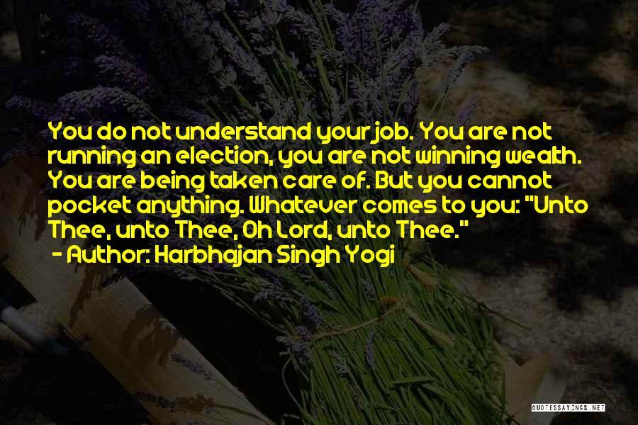 Harbhajan Singh Yogi Quotes 1075414