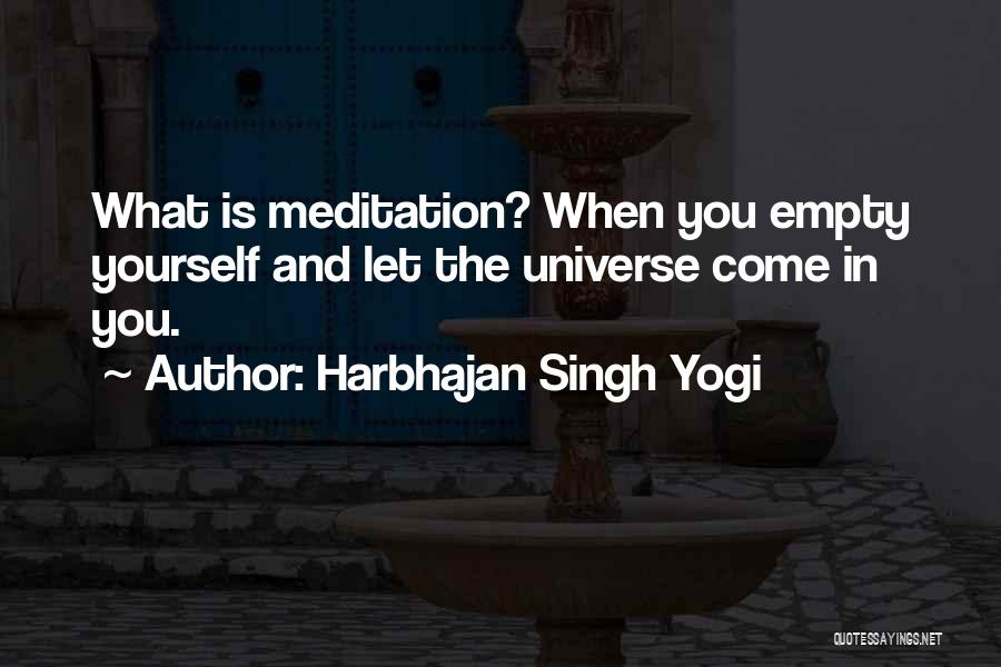 Harbhajan Singh Yogi Quotes 1787395