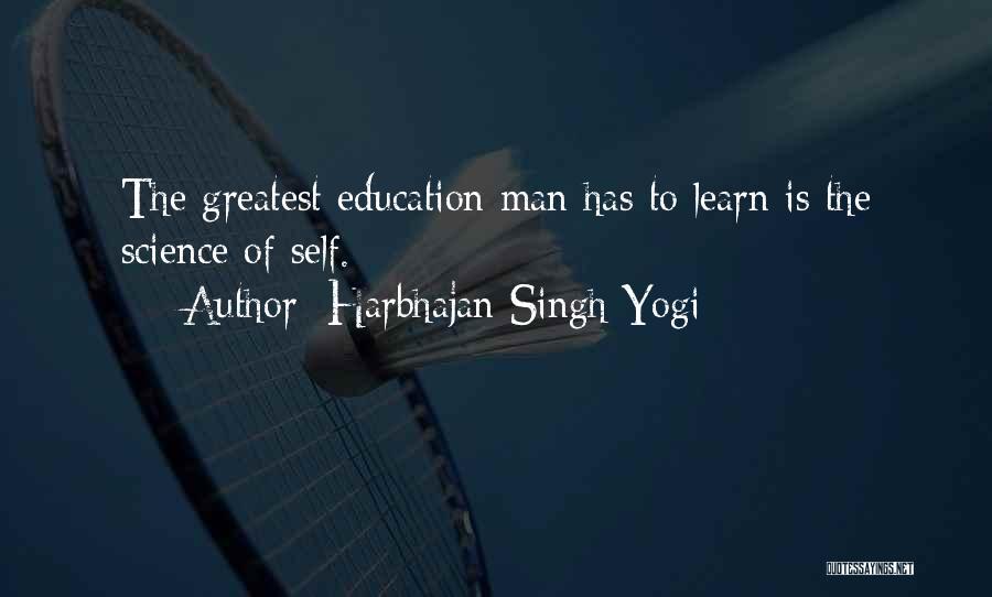 Harbhajan Singh Yogi Quotes 191719