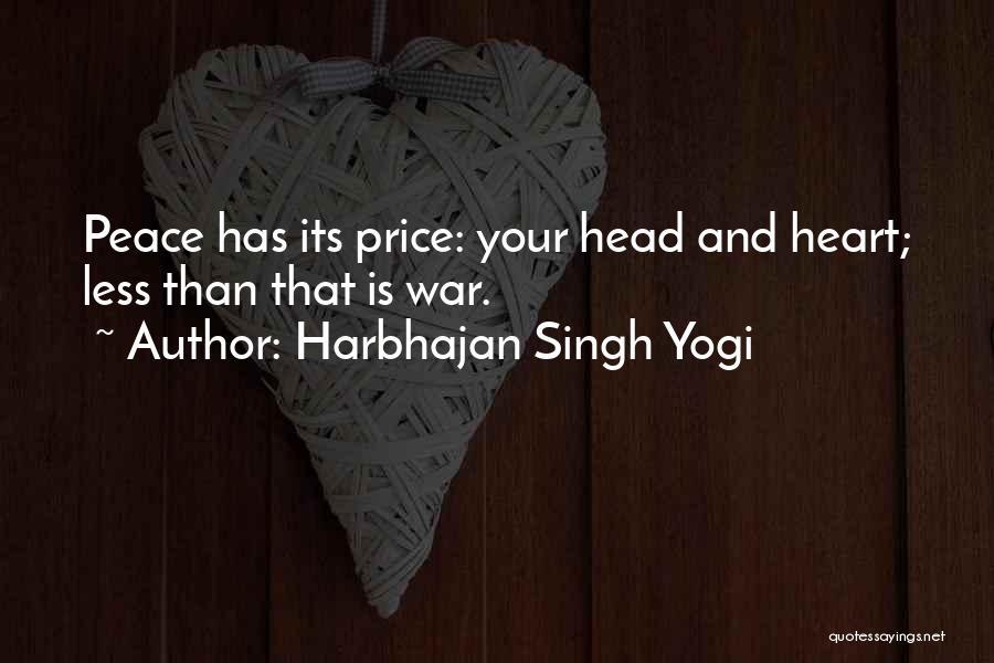 Harbhajan Singh Yogi Quotes 2177321