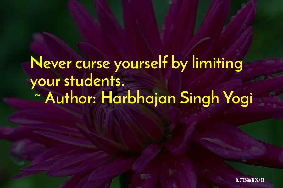 Harbhajan Singh Yogi Quotes 221226