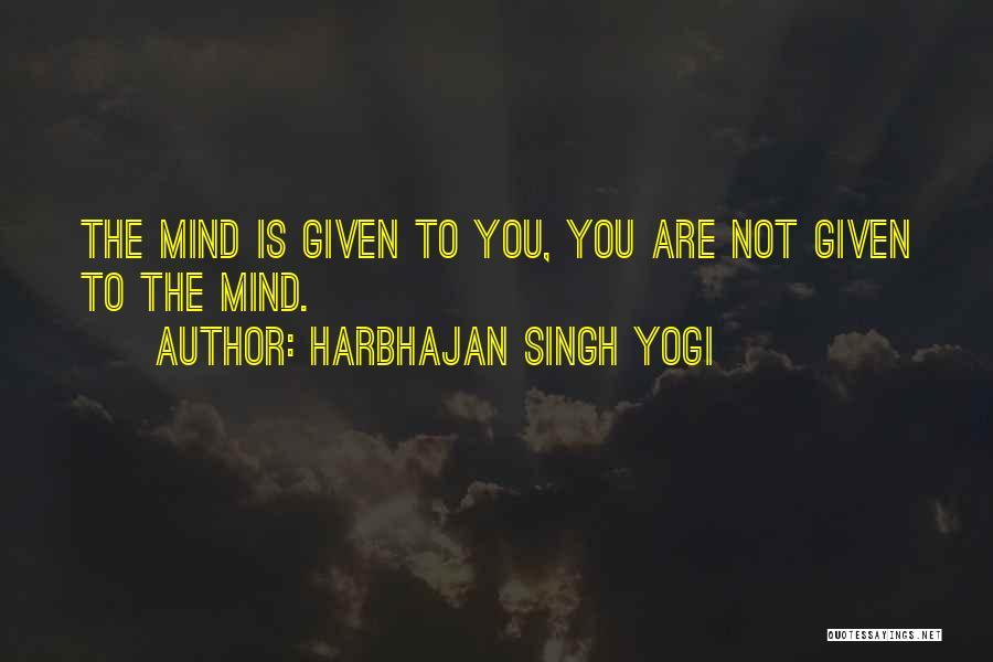 Harbhajan Singh Yogi Quotes 439002