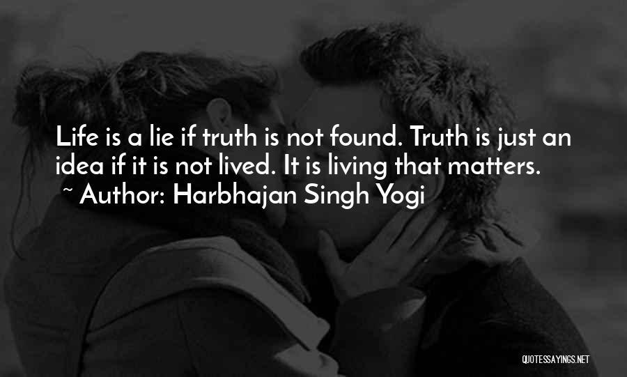 Harbhajan Singh Yogi Quotes 834633
