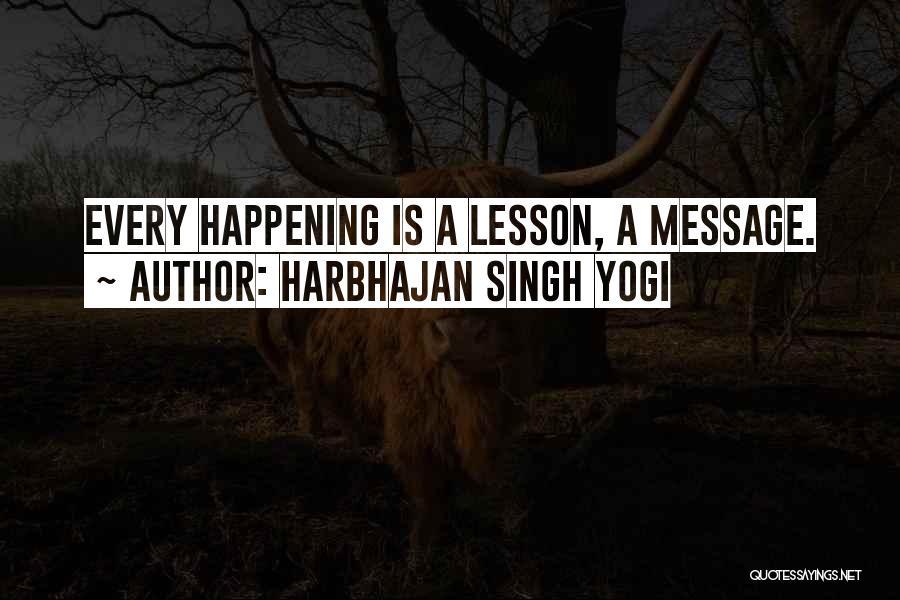Harbhajan Singh Yogi Quotes 869285