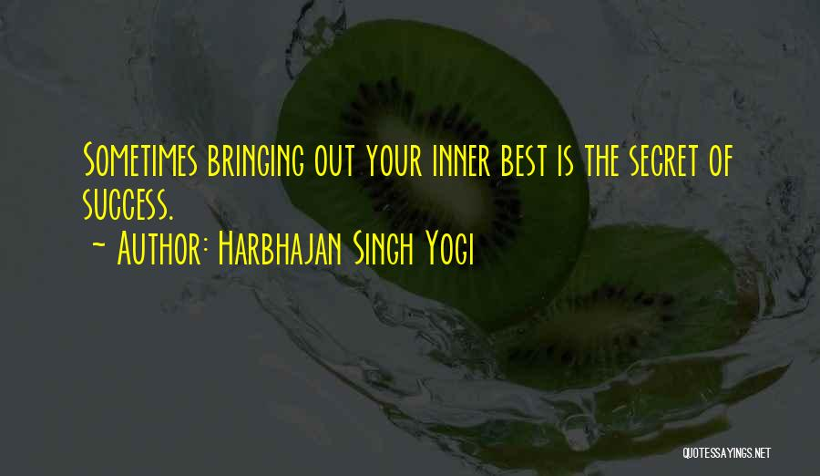 Harbhajan Singh Yogi Quotes 973384