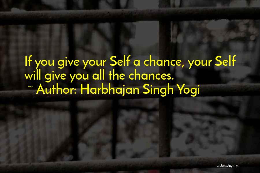 Harbhajan Singh Yogi Quotes 992298