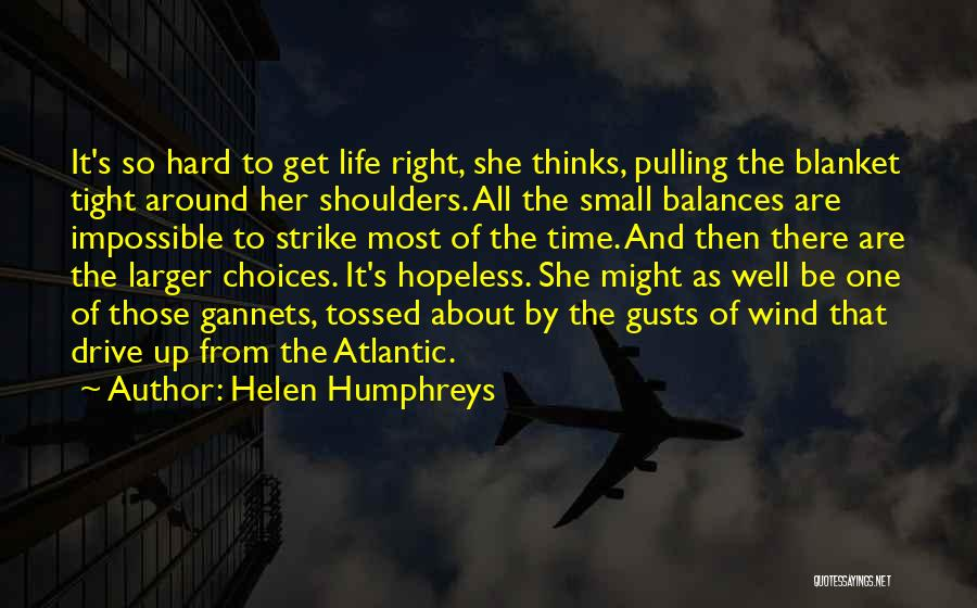 Hard Drive Quotes By Helen Humphreys