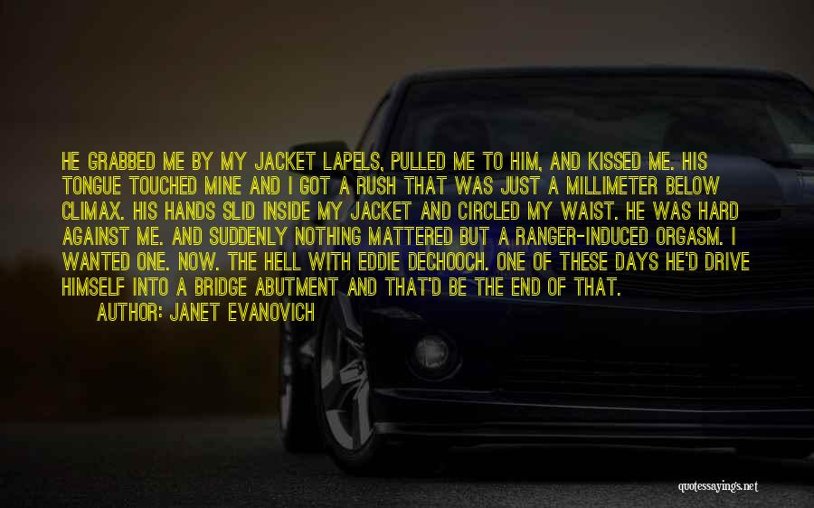 Hard Drive Quotes By Janet Evanovich