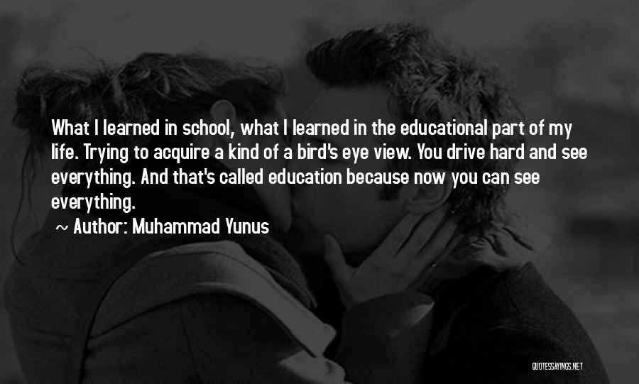 Hard Drive Quotes By Muhammad Yunus