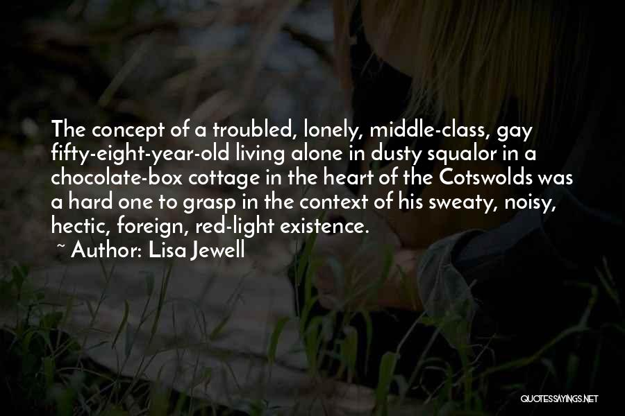 Hard To Grasp Quotes By Lisa Jewell