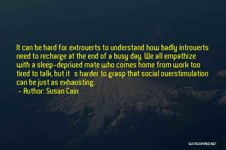 Hard To Grasp Quotes By Susan Cain
