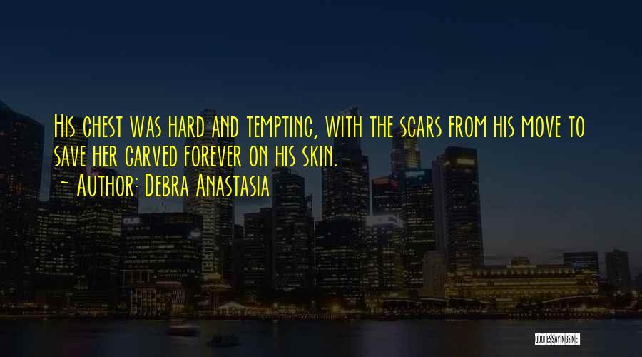 Hard To Move On Quotes By Debra Anastasia