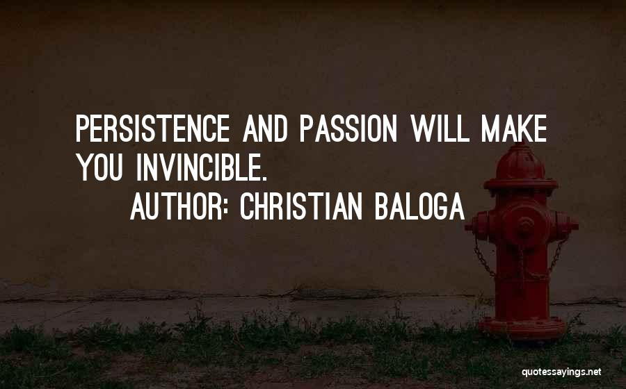 Hard Work And Motivational Quotes By Christian Baloga