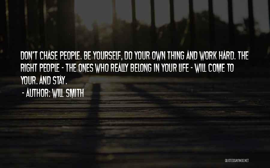Hard Work And Motivational Quotes By Will Smith