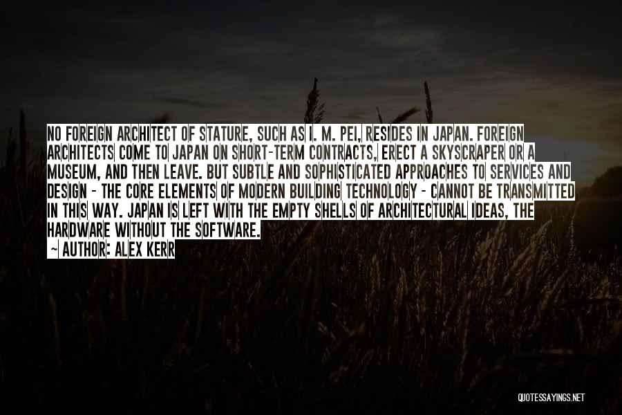 Hardware And Software Quotes By Alex Kerr